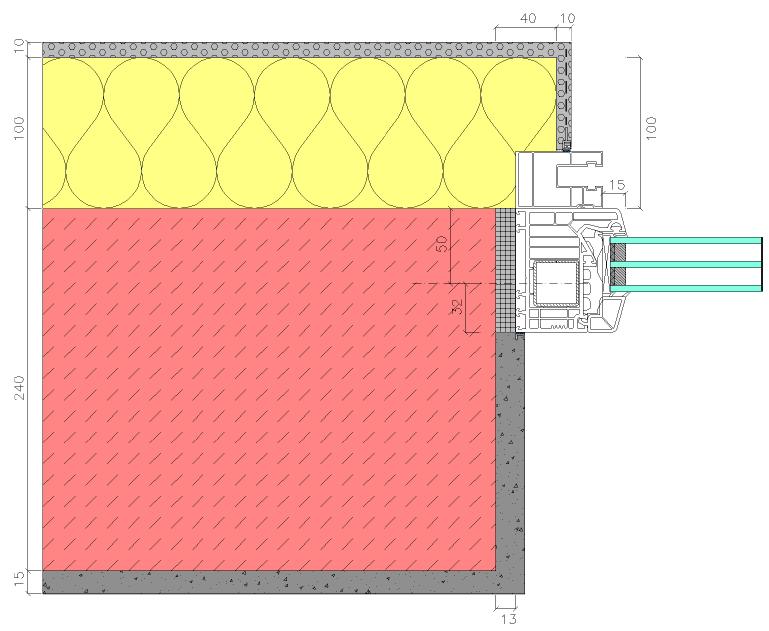 Architekt Planner Planung Baukörperanschluss seitlich